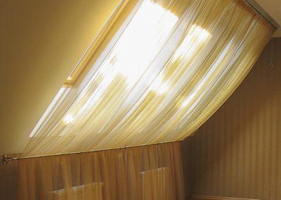 шторы для мансардных окон - вариант 4