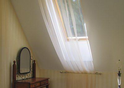 шторы для мансардных окон - вариант 6
