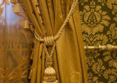 классические шторы - вариант 8