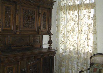 шторы для гостиной - вариант 1