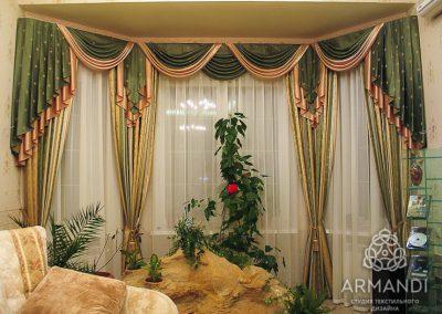 шторы для гостиной - фото 3