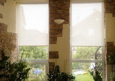 шторы для гостиной - вариант 5