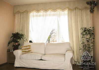 шторы для гостиной - фото 2