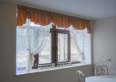 шторы для кухни - фото 3