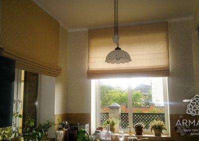 шторы для кухни - вариант 11
