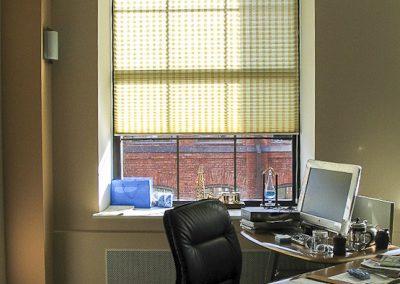 шторы для офиса - вариант 14