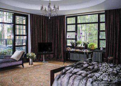 шторы для спальни - фото 1