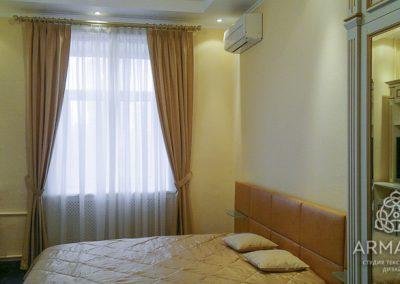 шторы для спальни - вариант 2