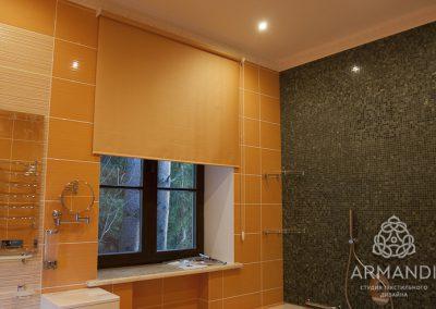 Шторы для ванной и бассейна - вариант 2