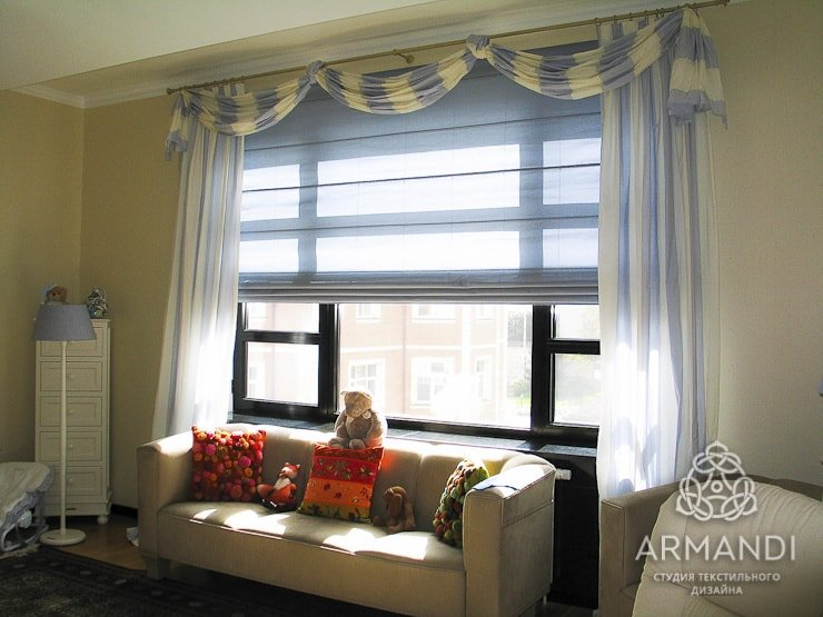 уютные шторы для вашего дома