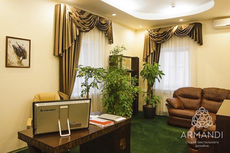 шторы для вашего офиса