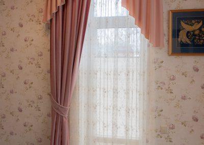 классические шторы - вариант 9