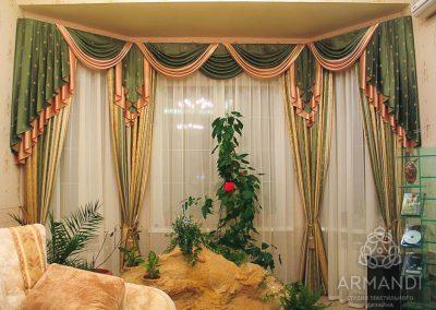 классические шторы - фото 2
