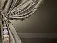 купить шёлковые шторы