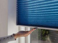 как ухаживать за шторами плиссе