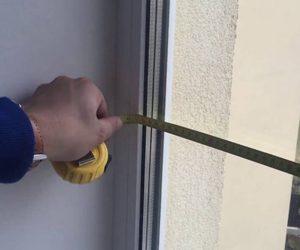 Как правильно сделать замеры для рулонных штор