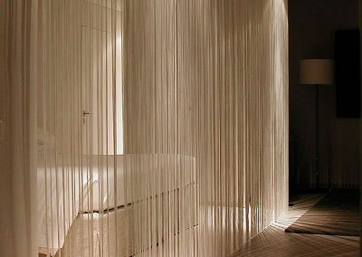 нитяные шторы - фото 2