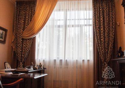 классические шторы - фото 3