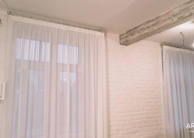 шторы в стиле кантри - вариант 1