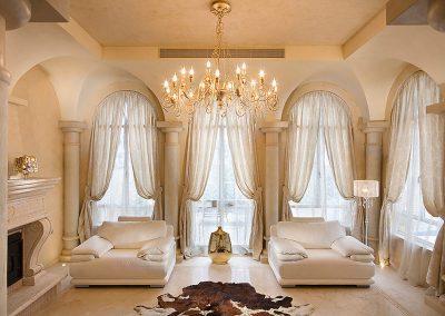 классические шторы - фото 1