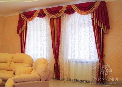 классические шторы - вариант 5