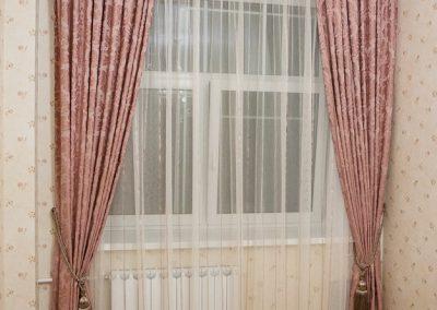 классические шторы - вариант 4