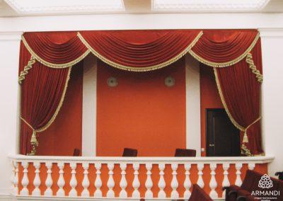 классические шторы - вариант 2