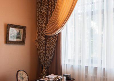 классические шторы - вариант 3