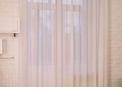 шторы в стиле минимализм - вариант 3