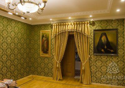 классические шторы - вариант 1