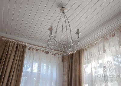 шторы для загородного дома - фото 2