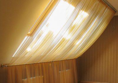 шторы для загородного дома - вариант 7