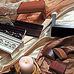 Багетные деревянные карнизы