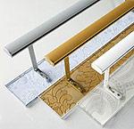Декоративный профильный карниз D3400. Внешний вид и размеры фото