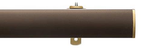 Декоративные профильные карнизы D3400, цвет бронза