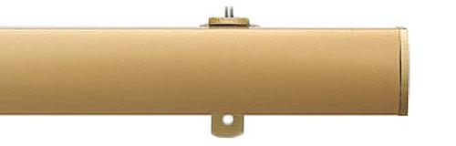 Декоративные профильные карнизы D3400, цвет золото матовое