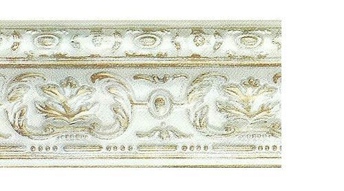 Багетные карнизы Эрмитаж, цвет золото