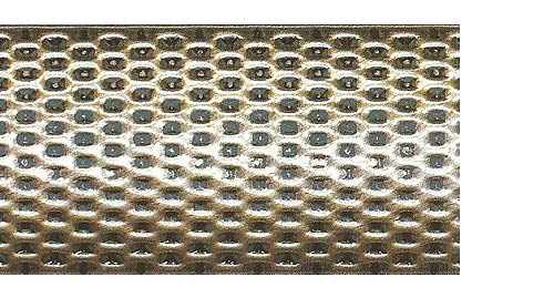 Багетные карнизы Нотр Дам, цвет серебро античное