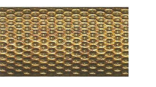 Багетные карнизы Нотр Дам, цвет золото античное