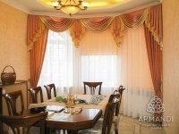 Купить шторы на кухню и для столовой
