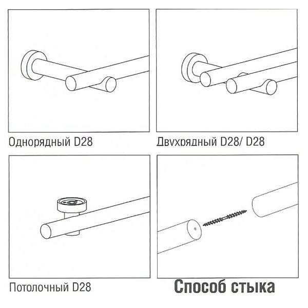 Схема крепления деревянных